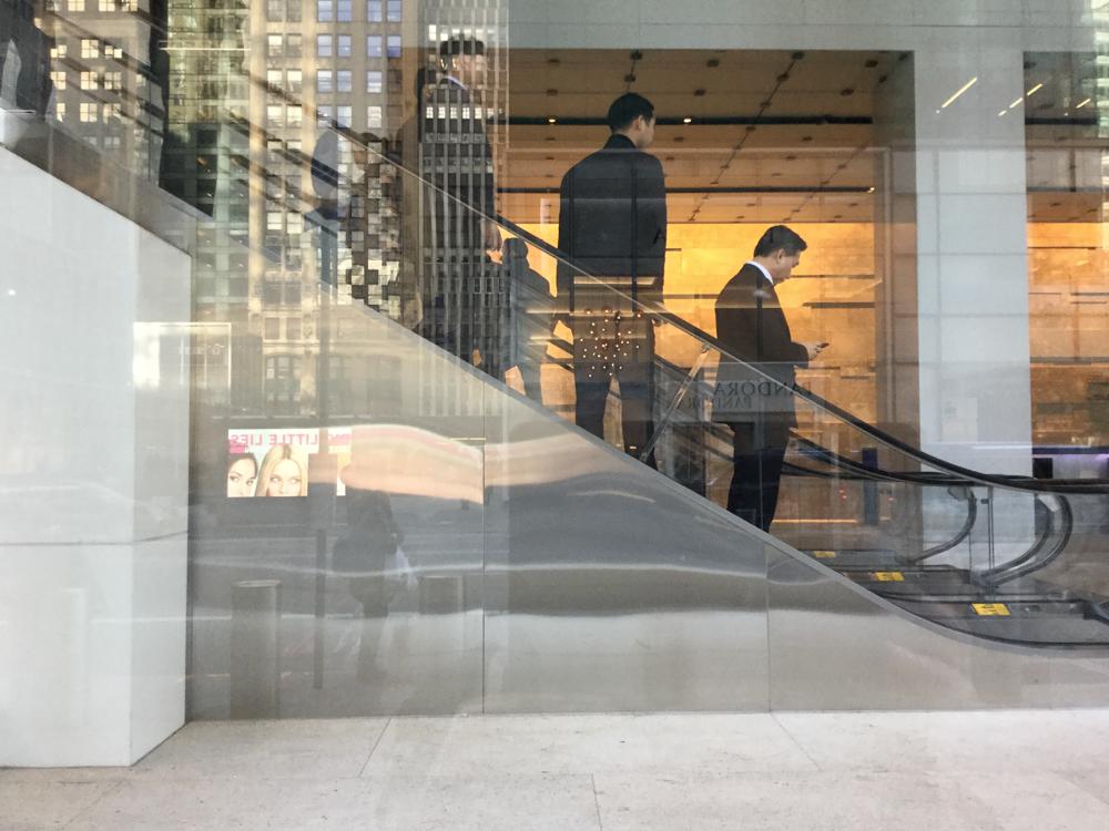 NYC Executives Decending
